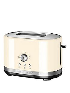 kitchenaid-5kmt2116bac-2-slot-manual-control-toaster-cream