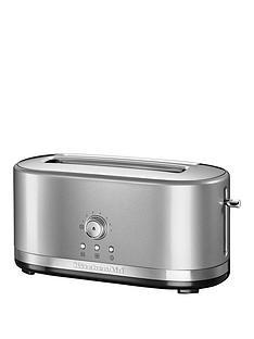 kitchenaid-kitchenaid-5kmt4116bcu-long-slot-manual-control-toaster-silver