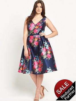 chi-chi-london-curve-curve-floral-v-neck-full-midi-dress