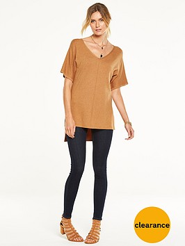 v-by-very-v-neck-split-side-tunic-jumpernbsp