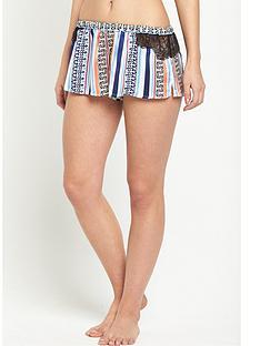 river-island-lace-insert-pyjama-shorts