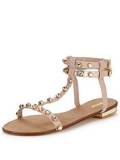 dune-nessey-stud-leather-sandalsnbsp