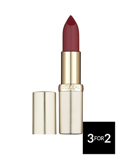 loreal-paris-color-riche-matte-lipstick-430-mon-jules-5ml