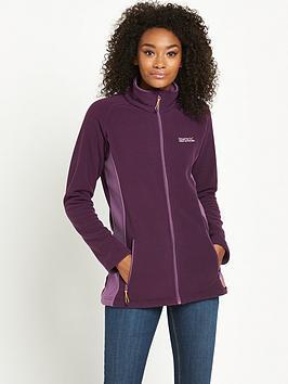 regatta-cathie-ii-full-zip-fleece-purple