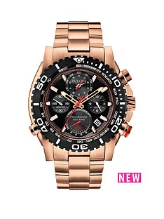 bulova-bulova-black-dial-chronograph-rose-gold-stainless-steel-mens-watch