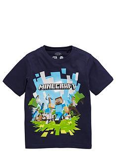 minecraft-boys-adventure-logo-t-shirt