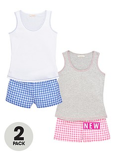 sorbet-2-pack-gingham-short-set