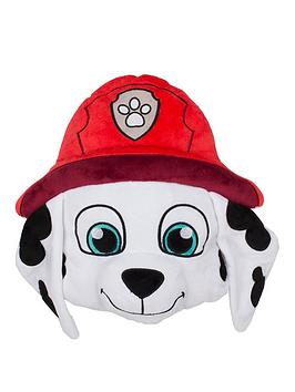 paw-patrol-marshall-shaped-cushion