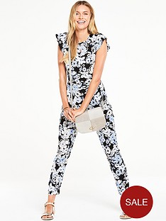 v-by-very-printed-slim-leg-jumpsuit