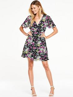 v-by-very-wrap-front-printed-tea-dress