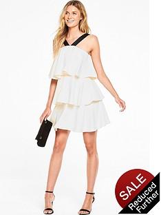v-by-very-ruffle-neck-contrast-dress