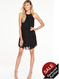 v-by-very-ruffle-halter-neck-dress