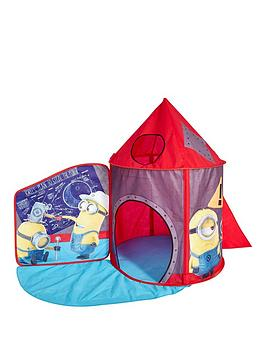 Despicable Me Minions Rocket Play Tent