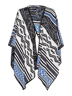river-island-printed-stripe-throwover