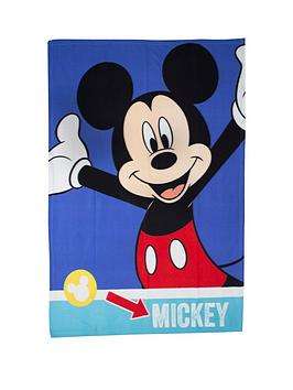 mickey-mouse-fleece-blanket