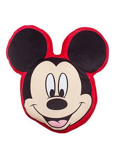 mickey-mouse-shaped-cushion