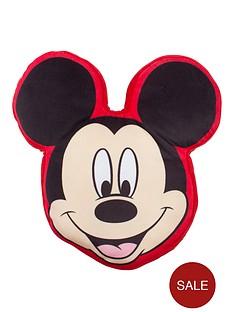 mickey-mouse-shaped-cushion