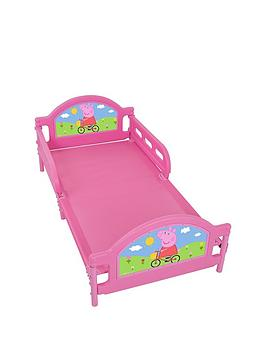 Peppa Pig Tulip Toddler Bed