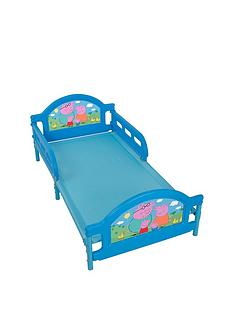 peppa-pig-george-toddler-bed