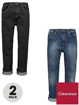 v-by-very-boys-slim-fit-jeans-in-dark-and-mid-2-pack