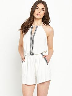 v-by-very-aztec-trim-jersey-playsuitnbsp