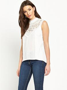 v-by-very-lace-yoke-pintucknbspvestnbsp
