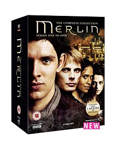 merlin-the-complete-collection