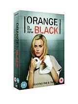 Orange Is The New Black - Seasons 1 & 2