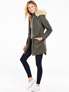 v-by-very-petite-canvas-parka-coatnbsp