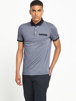 ted-baker-contrast-collar-mens-polo-shirtnbsp