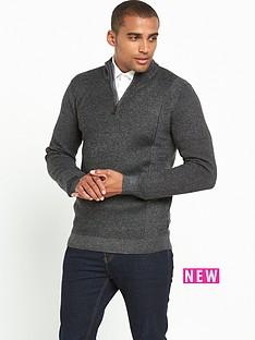 ted-baker-zip-neck-knit