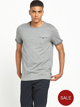 ted-baker-short-sleeve-detailed-t-shirt