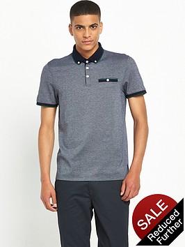 ted-baker-diagonal-stripenbsppolo-shirt