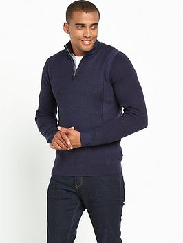 ted-baker-zip-neck-knit