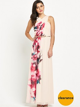 little-mistress-printed-crossover-maxi-dress