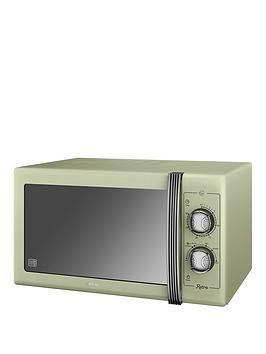 swan-25-litre-retro-microwave-sm22070gn-green