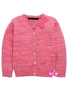 mini-v-by-very-toddler-girls-single-bow-cardigan-pink