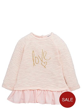 ladybird-baby-girls-textured-tunic-dress