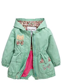 mini-v-by-very-girls-cat-lightweight-parka-with-ears-and-embroidery