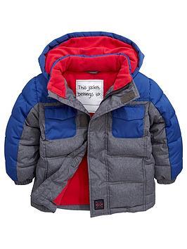 mini-v-by-very-boys-denim-look-padded-coat-with-hood