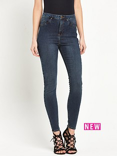 river-island-high-waisted-molly-skinny-jean