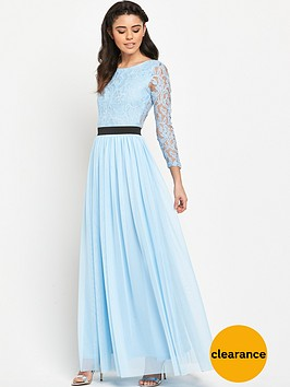 rare-lace-top-long-sleeve-maxi-dress