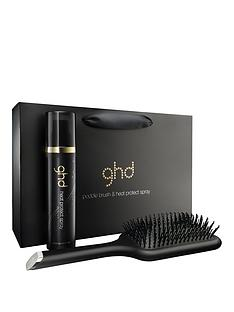ghd-ghd-heat-protection-spray-and-paddle-brush-gift-set-free-with-selected-lines