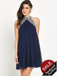 lipsy-jewelled-swing-dress