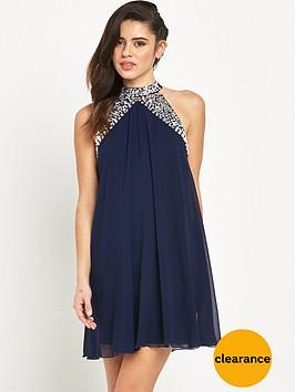 lipsy-jewelled-swing-dress
