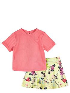river-island-mini-girls-ribbed-top-and-floral-skirt-outfit
