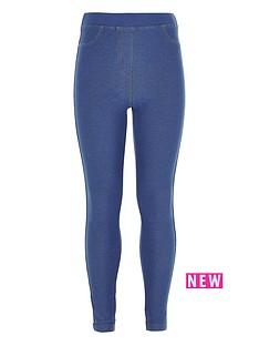 river-island-girls-blue-denim-look-leggings