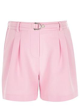 river-island-girls-d-ring-buckle-shorts