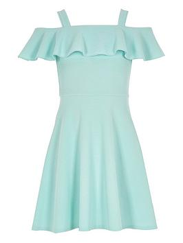 river-island-girls-ruffle-bardotnbspskater-dress