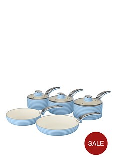 swan-retro-5-piece-pan-set-blue